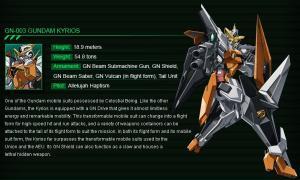 GN-003 Gundam Kyrios